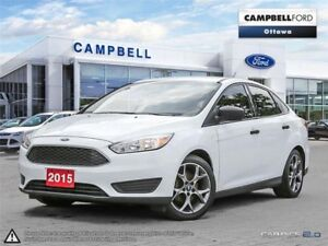 2015 Ford Focus S LOW PRICE-POWER GROUP-WARRANTY