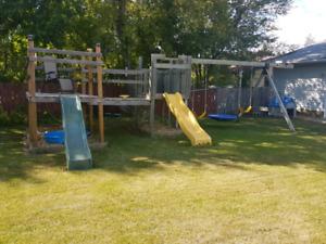 Outdoor Play Center