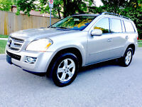 2007 Mercedes-Benz GL 320CDI, DIESEL, TOP OF THE LINE, LOADED City of Toronto Toronto (GTA) Preview