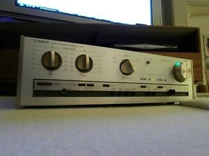 LUXMAN AMP & TUNER