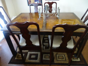 High Quality Wooden Dining Table