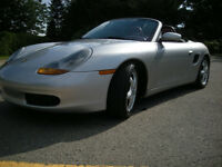 PORSCHE BOXSTER 97 MANUELLE EXCELLENTE CONDITION  8500$