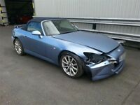 HONDA S2000 OS MIRROR BREAKING FOR SPARES