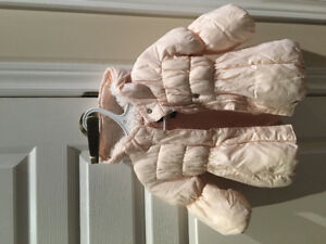 Baby Gap winter jacket size 6-12 months