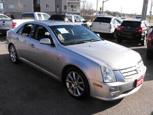 2007 CADILLAC STS PREMIUM  SUNROOF-LEATHER  NEWER TIRES