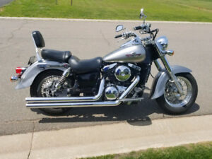 2005 Kawasaki Vulcan 1500cc OR BEST OFFER - MUST SELL