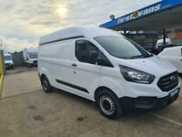 2018 Ford Transit Custom 2.0 TDCi 130ps High Roof Van L2 PANEL VAN Diesel Manual