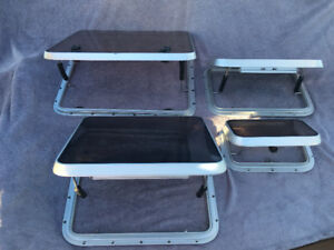 Set of four Gebo Hatches