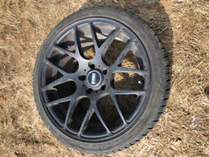 """4 VMR V710 18"""" Stagered with Wheels 225/40/18 255/35/18 on BMW"""