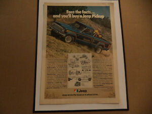 OLD CLASSIC CAR JEEP ADS Windsor Region Ontario image 4