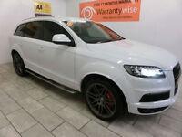 Audi Q7 3.0TDI ( 245BHP ) Automatic quattro S-Line Plus