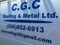 C.G.C ROOFING AND METAL ROOF