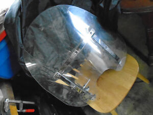 Quick Detach Windshield Honda Shadow 1997