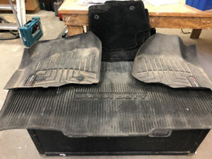F250 weather tech floor mats