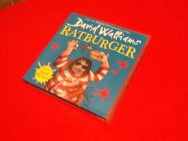 David Walliams cd