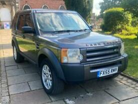 image for 2005 Land Rover Discovery 3 2.7 TD V6 5dr (5 Seats) SUV Diesel Manual