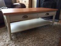 John Lewis drift coffee table
