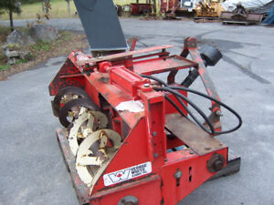 SNOWBLOWERS AND TRACTOR CHAINS
