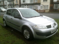 Renault Megane 1.5dCi 80 ( a/c ) 2005 Authentique