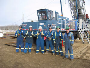 Now Hiring EXPERIENCED RIG HANDS and FULL CREWS Moose Jaw Regina Area image 1