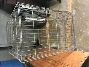 Steel Dog Crate