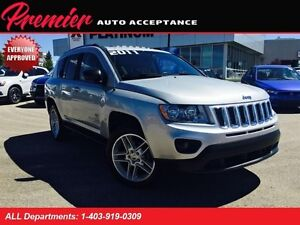 2011 Jeep Compass Limited 4WD   70th Anniversary Edition