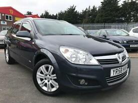 2008 Vauxhall Astra 1.6i 16V Design [115] 5dr Estate 5 door Estate