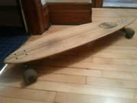 Sector 9 longboard for XL road bike/pour vélos de route XL