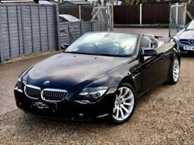 2007 07 BMW 6 SERIES 4.8 650I SMG 2D AUTO 363 BHP