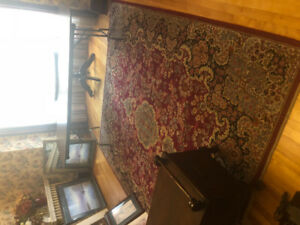 Large Rug 10 ft x 8.5