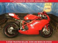 DUCATI 749 DUCATI 749 BIP WITH MONO TAIL UNIT LOW MILEAGE 2007 57