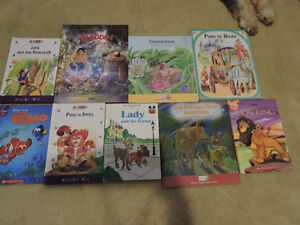 9 kids story books - Enfield