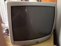 """20"""" colour tv to give away"""