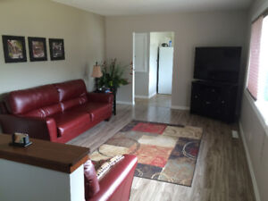 Fully furnished and unfurnished 3 bedroom suites
