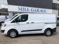 2015 65 FORD TRANSIT CUSTOM 2.2 290 TREND 100 BHP 6 SPEED DIESEL