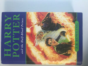 Harry Potter and the Half-Blood Prince (Hardcopy)
