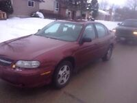 2003 Malibu got for parts or to fix