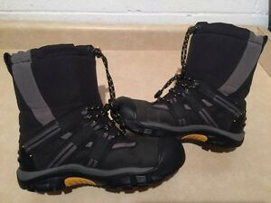 Men's Keen Dry Waterproof Winter Boots Size 7.5 London Ontario image 2