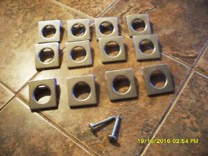 18 poignées en métal rétro vintage drawer handles Canada #3411
