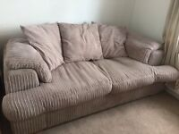 Three seater sofa-bed, great condition and barely used!