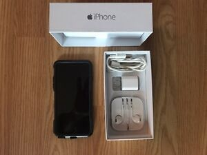 iPhone 6 - 16G - with Otter Box/Ear buds/box & accessories