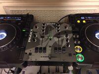 Great Condition Gemini PMX 140 Mixer