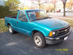 Looking for Chevy S10 for $500