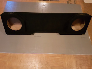 Subwoofer box - 88-98 Chevy/GMC