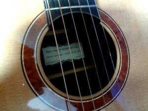 guitare Marc-Andre Migneault(échange guitare classique)