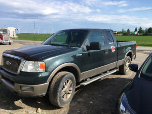 2005 Ford F-150 Lariat Camionnette