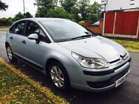 CITROEN C4 SX STARTS AND DRIVES LIKE BRAND NEW PERFECT