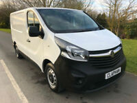 2015 65 VAUXHALL VIVARO 1.6CDTI 115BHP 2700 L1 H1 1 OWNER ANY UK DELIVERY