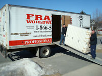Frank's Worldwide Moving and Storage is a good value