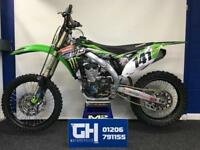 2012 KAWASAKI KX450F | VERY GOOD CONDITION | 30 DAY ENGINE WARRANTY | KX-F